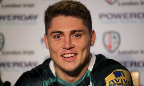 James O'Connor, London Irish Press Conference and Training Session