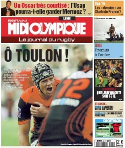Journal-Midi-olympique-RCT-Toulouse
