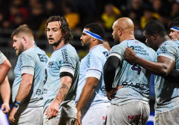 La composition de Bayonne pour affronter le Rugby Club Toulonnais