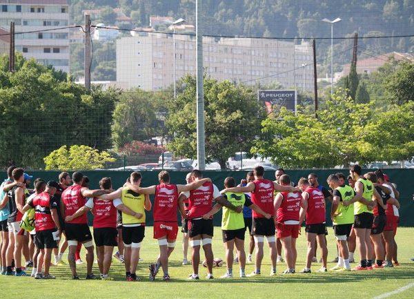 Toulon va retrouver son centre d'entraînement avec un peu de retard