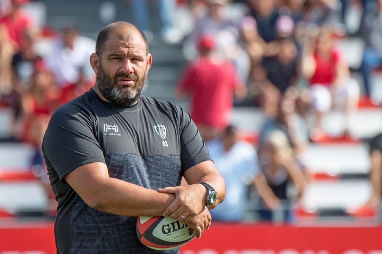 Calendrier Rct 2022 Patrice Collazo réagit au calendrier du Rugby Club Toulonnais pour
