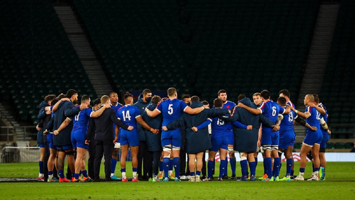 XV de France : Découvrez la liste des 9 novices retenus dans le groupe France - Blog RCT