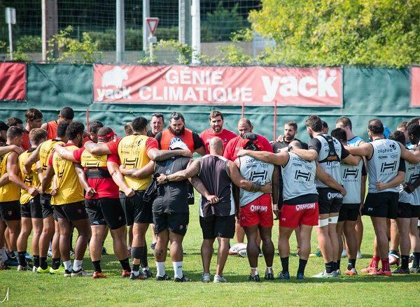 L'infirmerie du Rugby Club Toulonnais pleine à craquer avant...