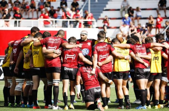 Bayonne – Toulon : Bon match à tous !