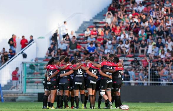 La saison du Rugby Club Toulonnais doit débuter ce dimanche