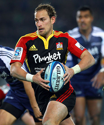 Super Rugby - Blues v Chiefs, 13 July 2013