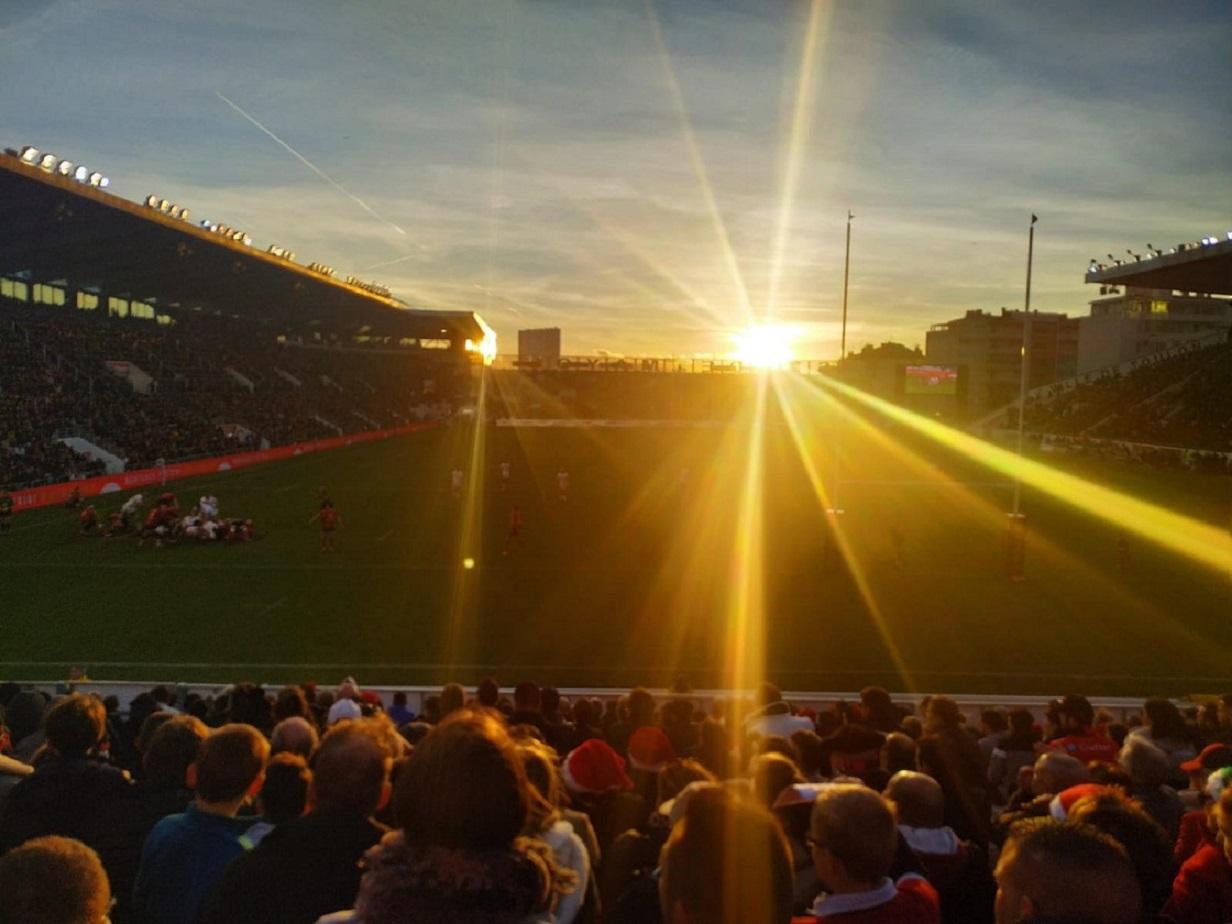 Le Stade Mayol n'a pas fait le plein - Blog RCT
